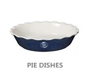 Ceramic Pie Baking Dishes