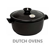 Emile Henry Ceramic Dutch Ovens