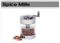 Spice Mills / Grinders