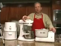 Watch The Bread Mixing Comparison: Bosch vs KitchenAid